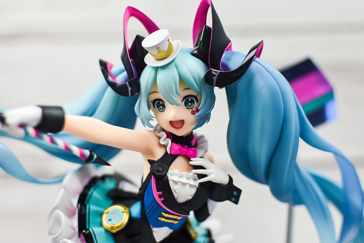 F:NEX 初音ミク「マジカルミライ 2019」Ver. フィギュアレビュー 13