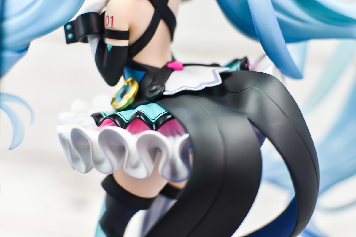 F:NEX 初音ミク「マジカルミライ 2019」Ver. フィギュアレビュー24