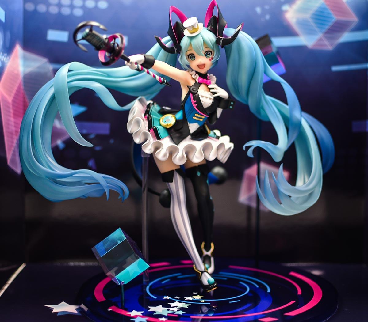F:NEX 初音ミク「マジカルミライ 2019」Ver. フィギュアレビュー40
