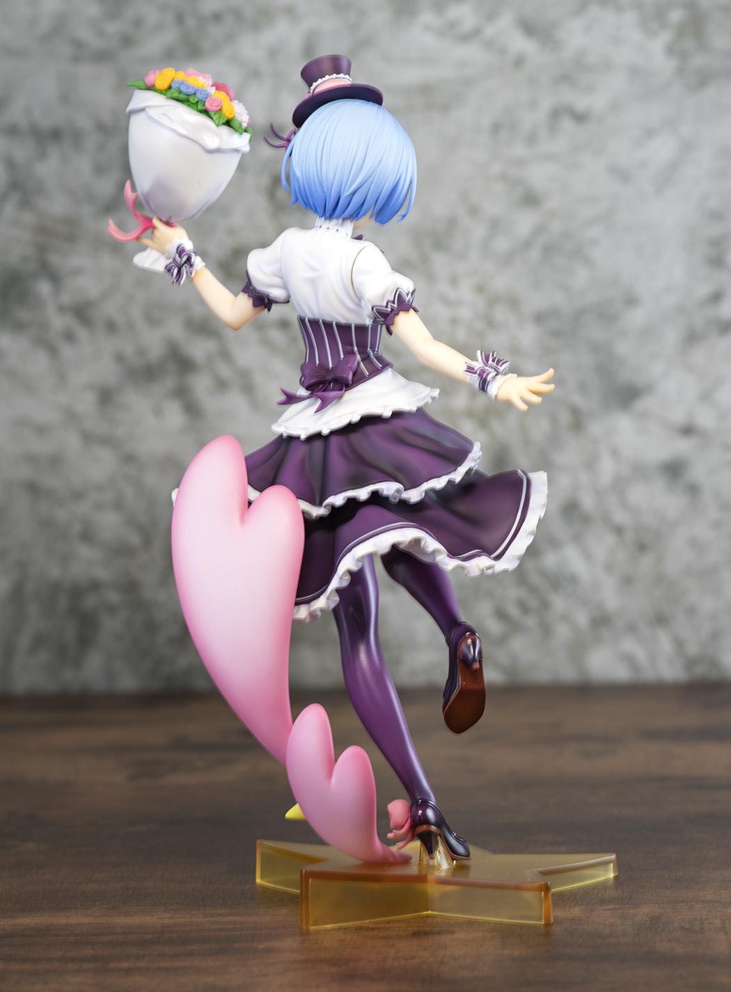 リゼロ ラム&レム 生誕祭Ver. コンプリートセット フィギュアレビュー5