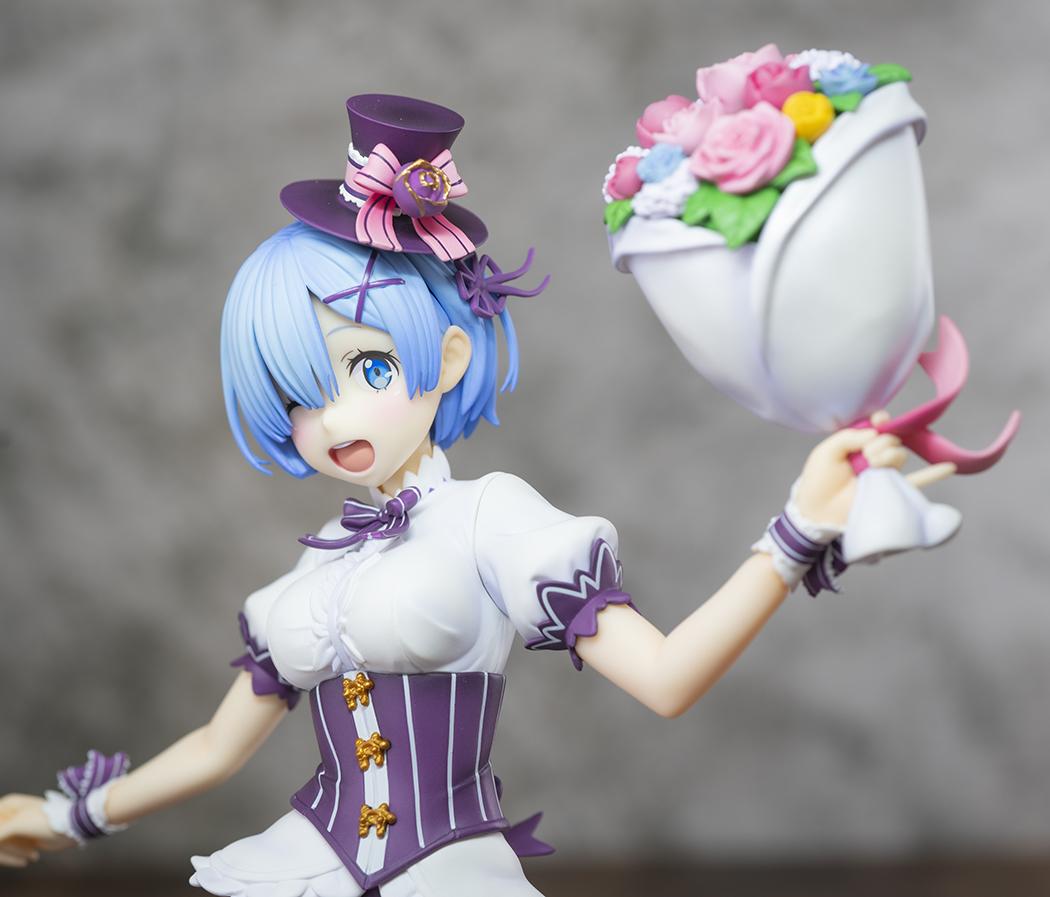リゼロ ラム&レム 生誕祭Ver. コンプリートセット フィギュアレビュー6