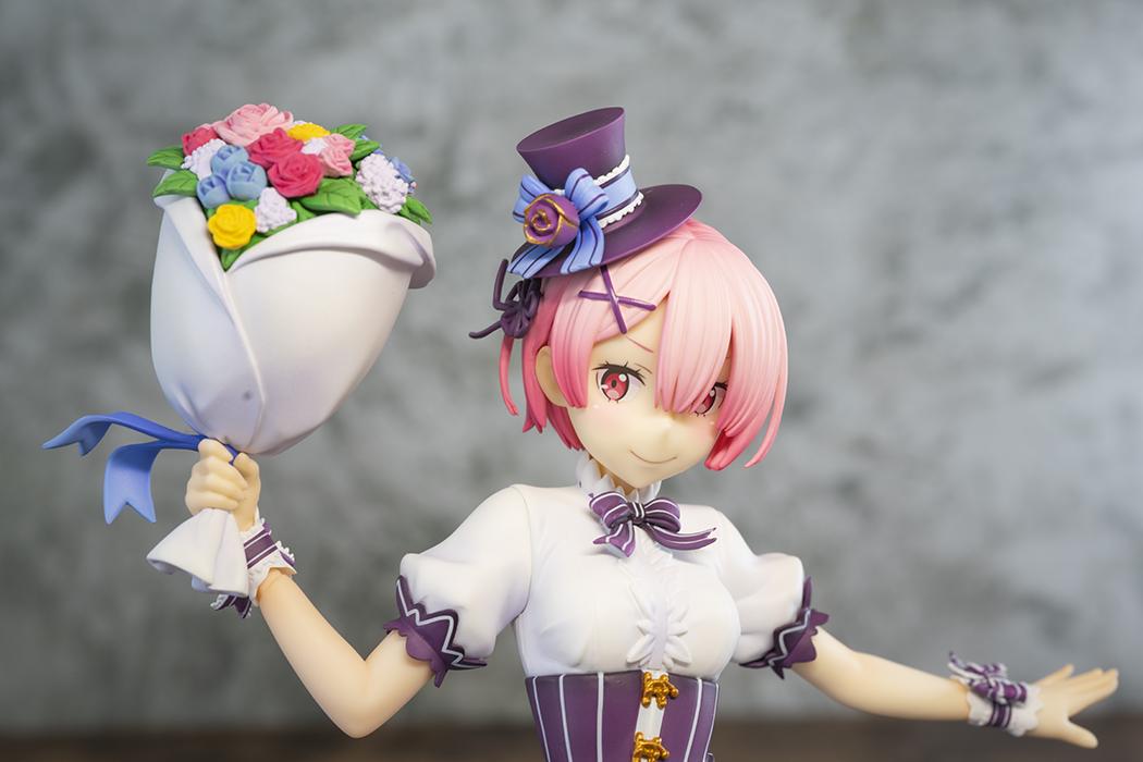 リゼロ ラム&レム 生誕祭Ver. コンプリートセット フィギュアレビュー11