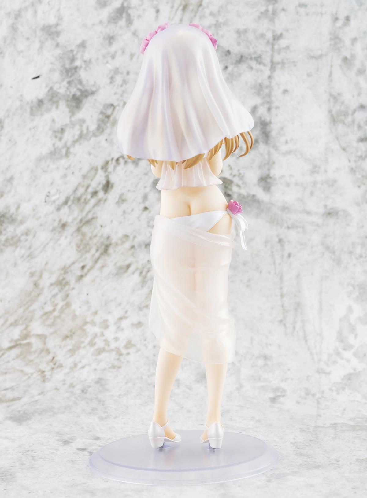 KDcolle Fate/kaleid liner Prisma☆Illyaプリズマ☆ファンタズム イリヤスフィール・フォン・アインツベルン ウェディングビキニVer. 1/7