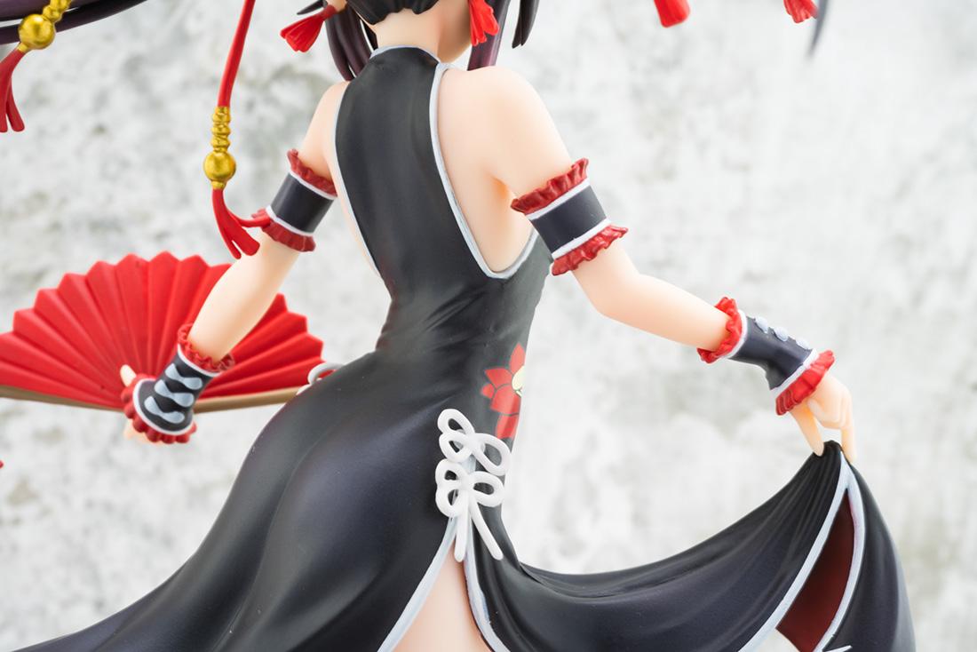 キャラアニ デート・ア・ライブⅢ 時崎狂三 チャイナドレスver. フィギュアレビュー