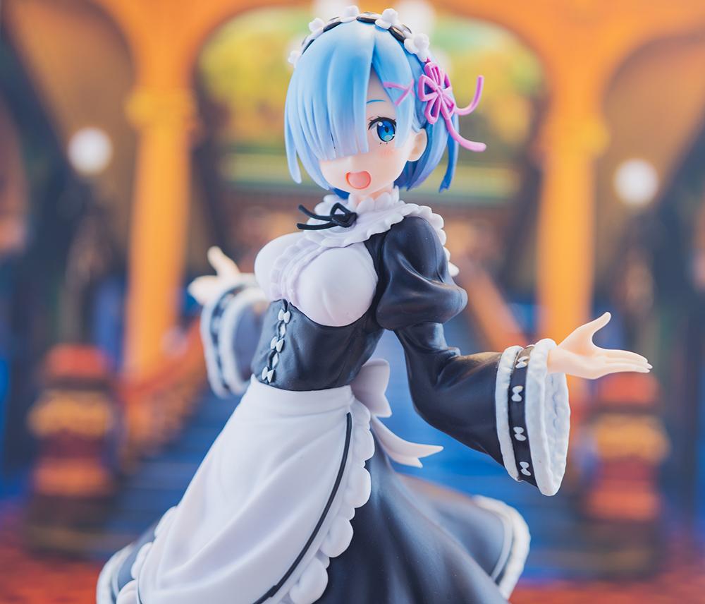 Re:ゼロ AMP レム ~Winter Maid image ver. フィギュアレビュー
